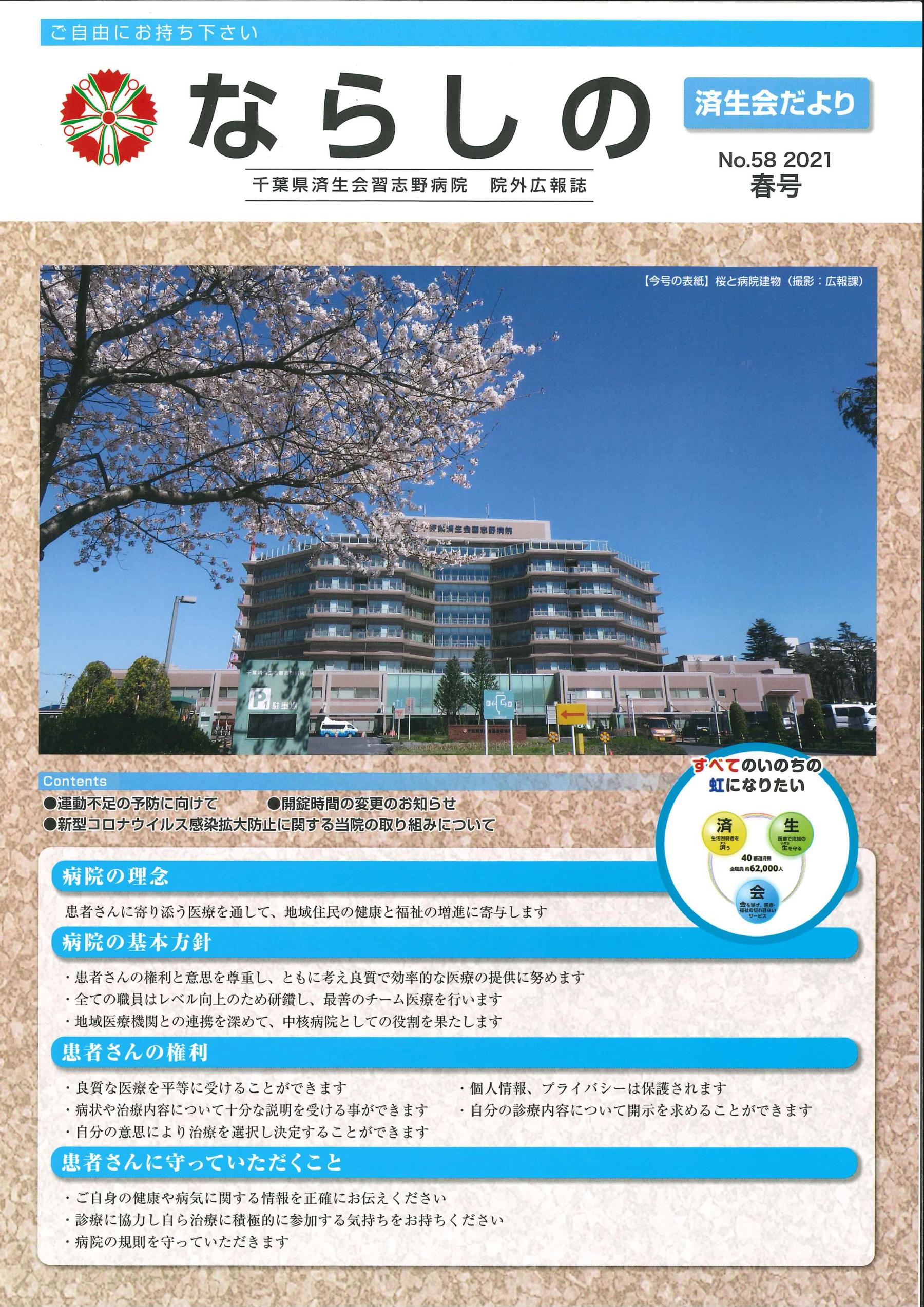 「No.58 2021.春号」
